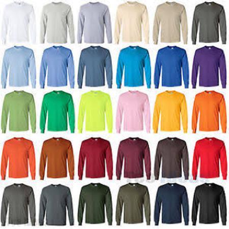 Size Xl Kaos Cotton Lengan Panjang 20s Lokal Jersey Bola