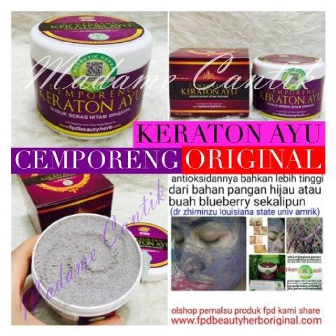 Best Price Cemporeng Keraton Ayu 100% Original Fpd