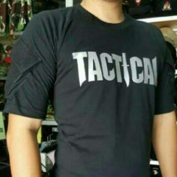Eksklusif Baju Kaos Lengan Pendek Tactical Murah