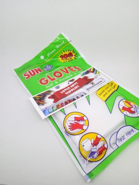 Disposable Gloves / Sarung Tangan Plastik