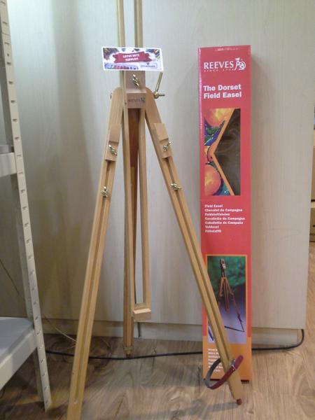 Reeves Dorset Easel