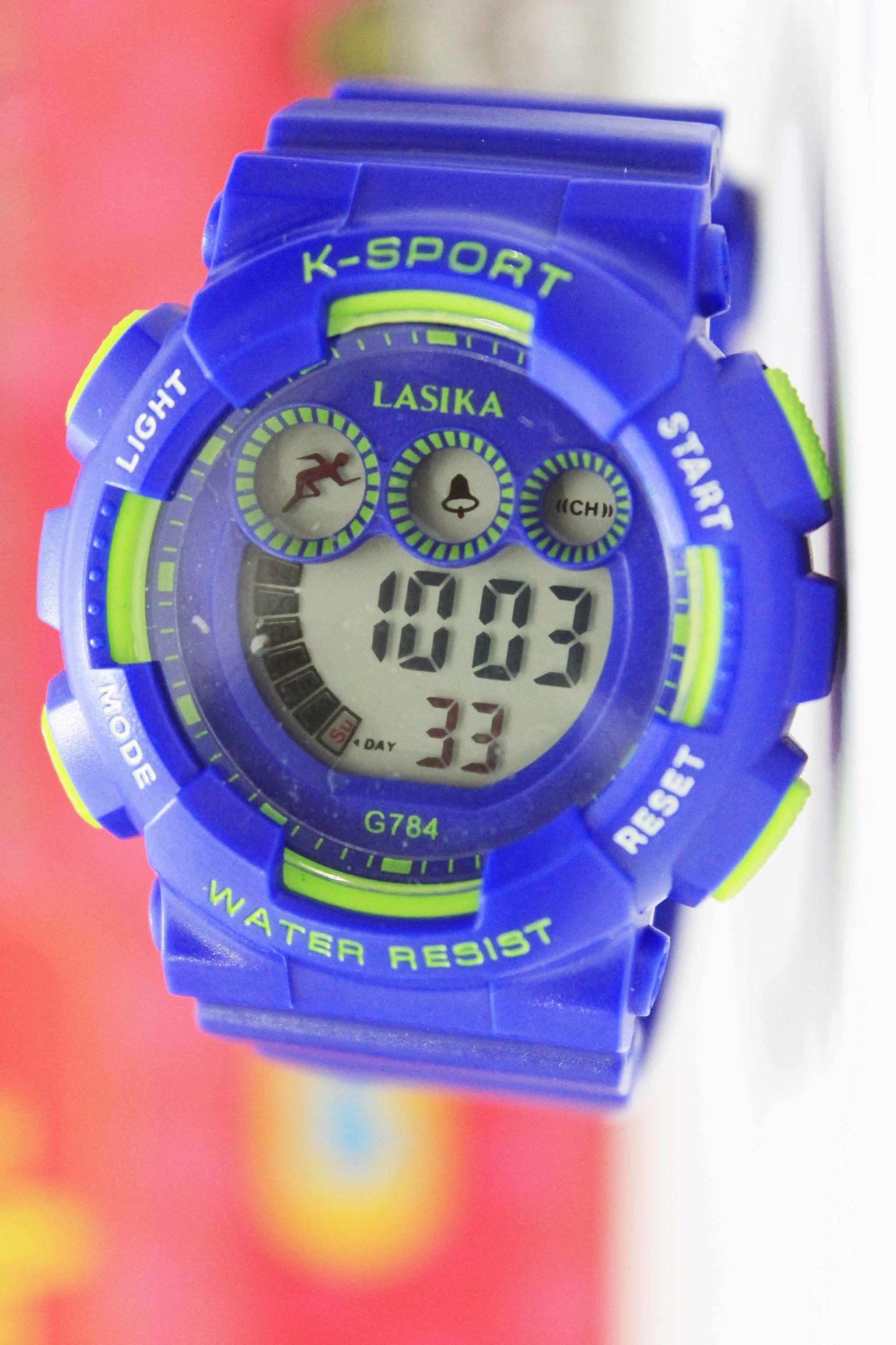jual jam tangan anak laki umur tahun kelas sd anti air original unik watch ol shop tokopedia