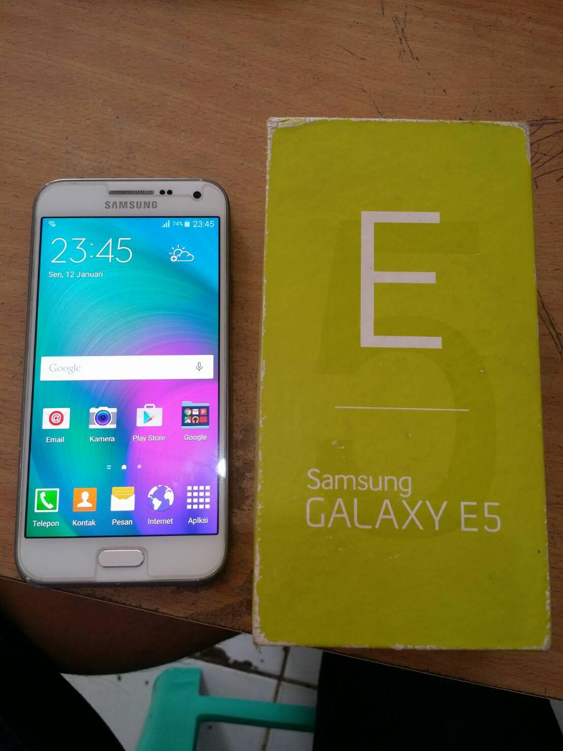 Spesifikasi Harga Samsung E5 Bekas Vinny Oleo Vegetal Info
