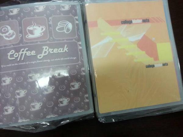 Binder File Note A5 JOYKO Loose Leaf