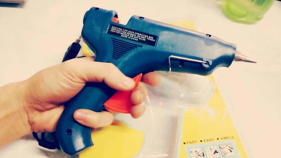 20 watt panas mencair lem tongkat senjata UE Picu kerajinan peralatan pemanas listrik . Source ·