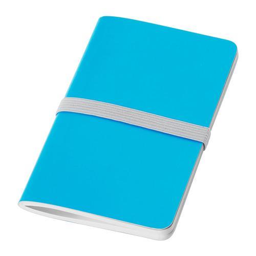 IKEA FARGGRANN Buku Tulis 8x13 Cm BIRU - 50 Halaman