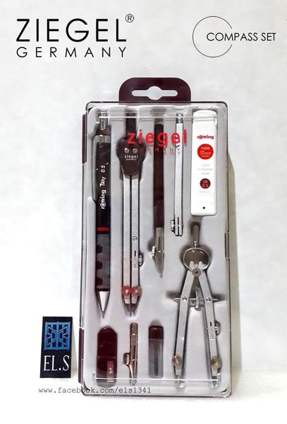 Ziegel Compass Set
