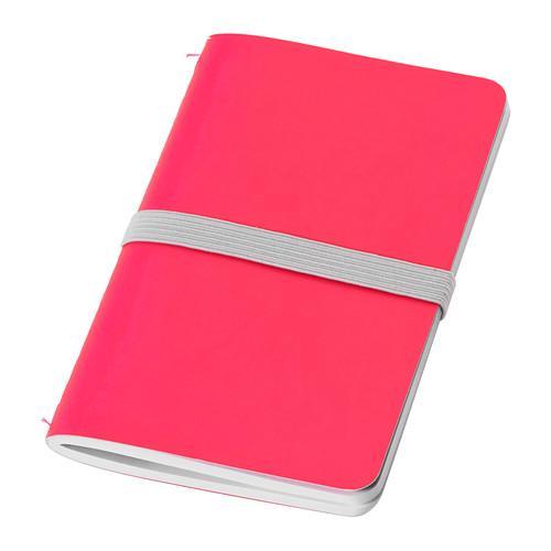IKEA FARGGRANN Buku Tulis 8x13 Cm PINK - 50 Halaman