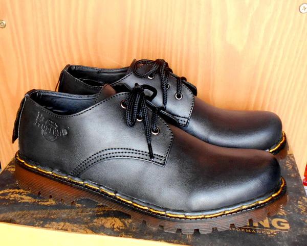 Jual Sepatu Low Boots Docmart ...
