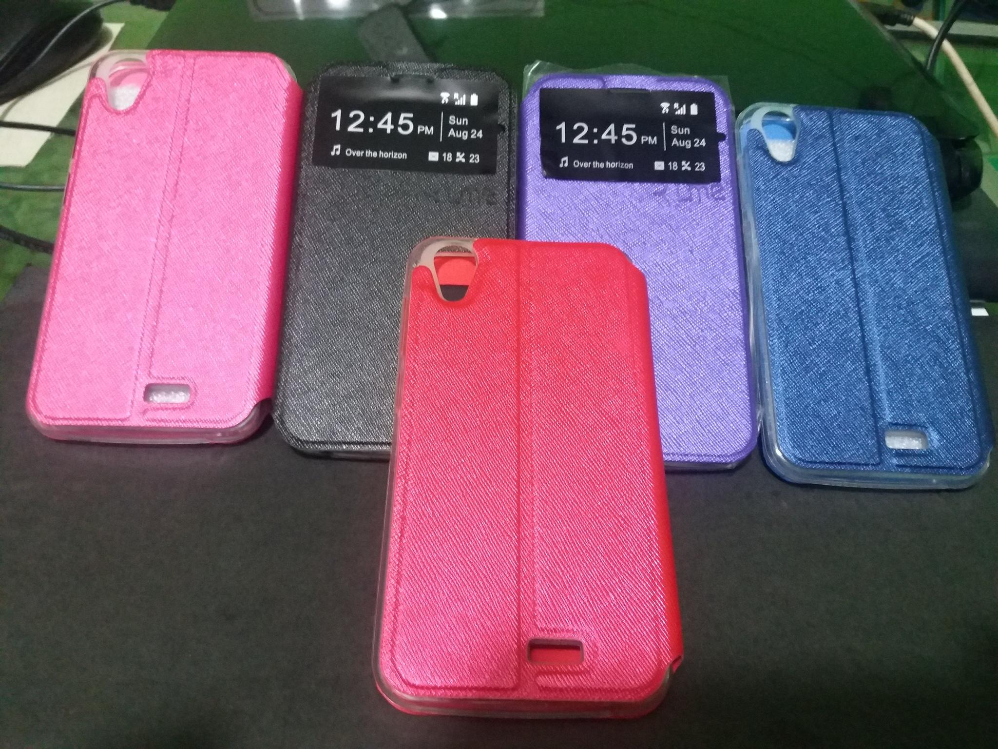 Jual Advan I5 Cover Case Advan I5 Flip Case Advan I5
