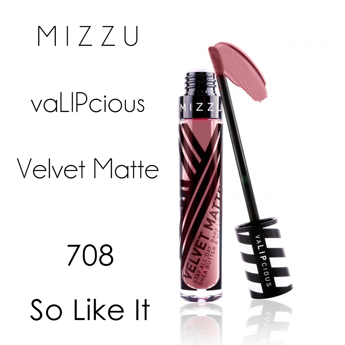 Mizzu Valipcious Velvet Matte 705 Midnight Rush Daftar Harga Source Lip