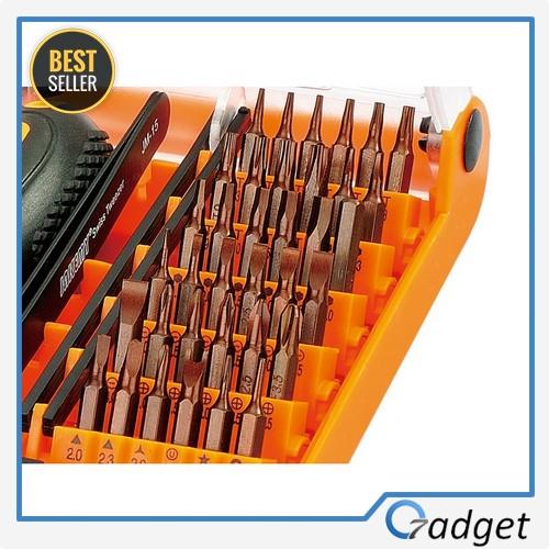 Perkakas Obeng / Jakemy 38 In 1 Mini Screwdriver Set - JM-8107