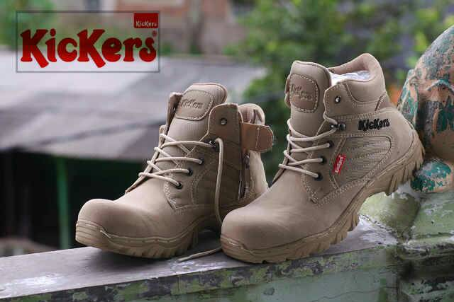 sepatu boot safety kickers delta icon