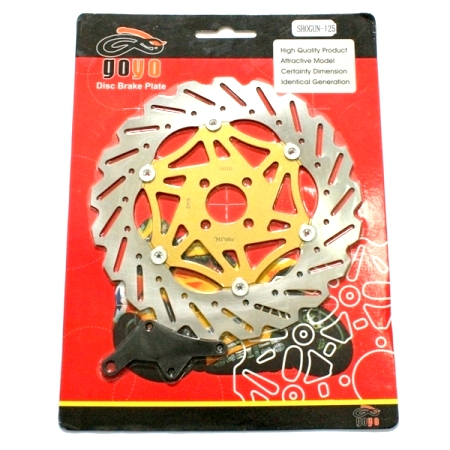 WM0612 PIRINGAN DISC GOYO GERIGI 300mm SHOGUN-125