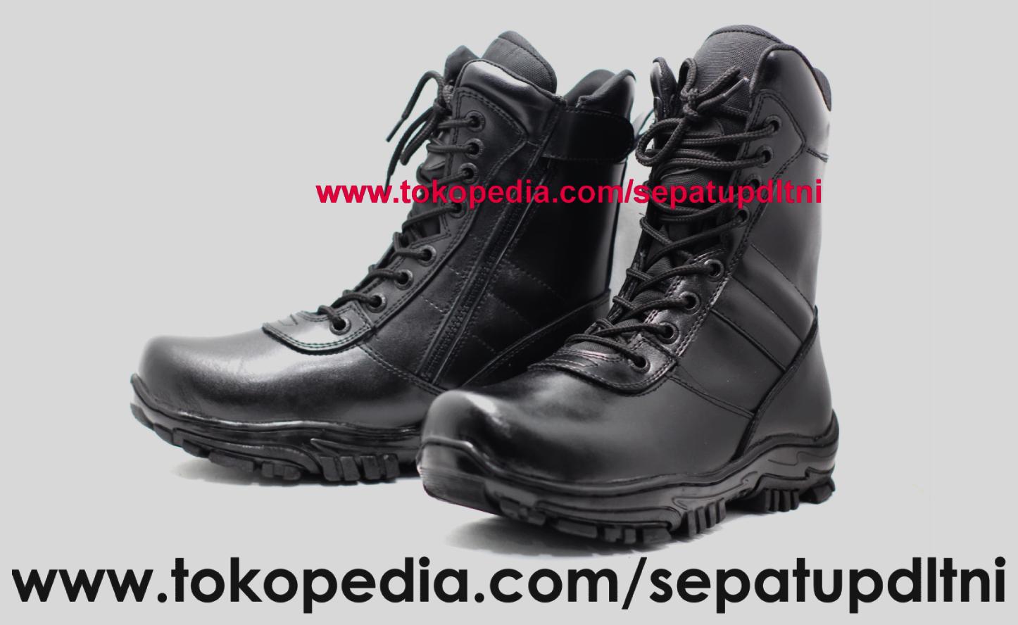 Jual Sepatu PDL Jatah TNI ASLI Kulit 100% - Sepatu PDL TNI ... d5314c03ae