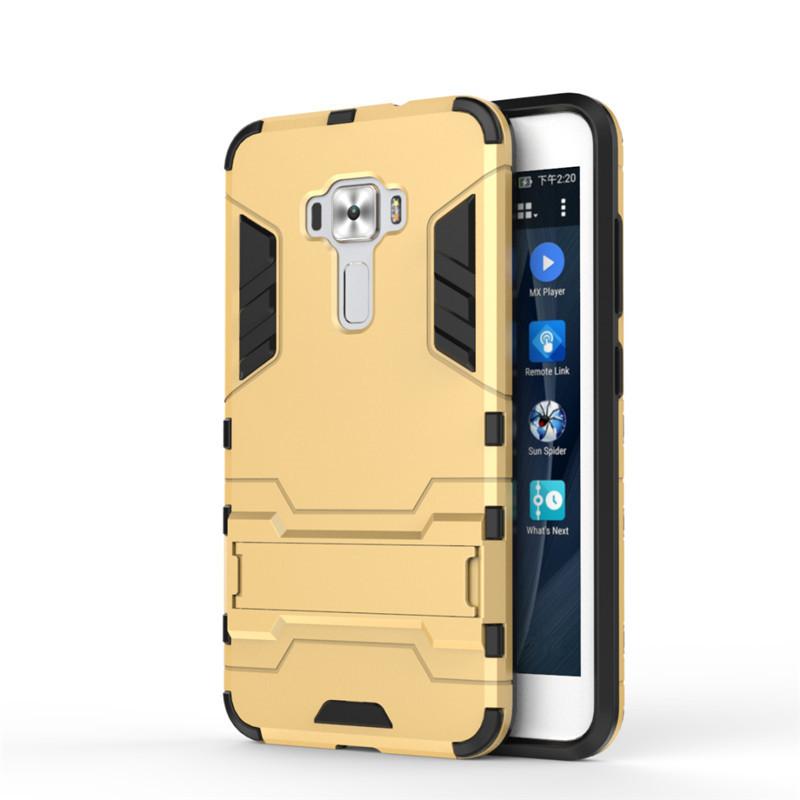 Asus Zenfone 3 ZE552KL 5.5 Anti Knock Slim Hybrid Rugged Armor Case