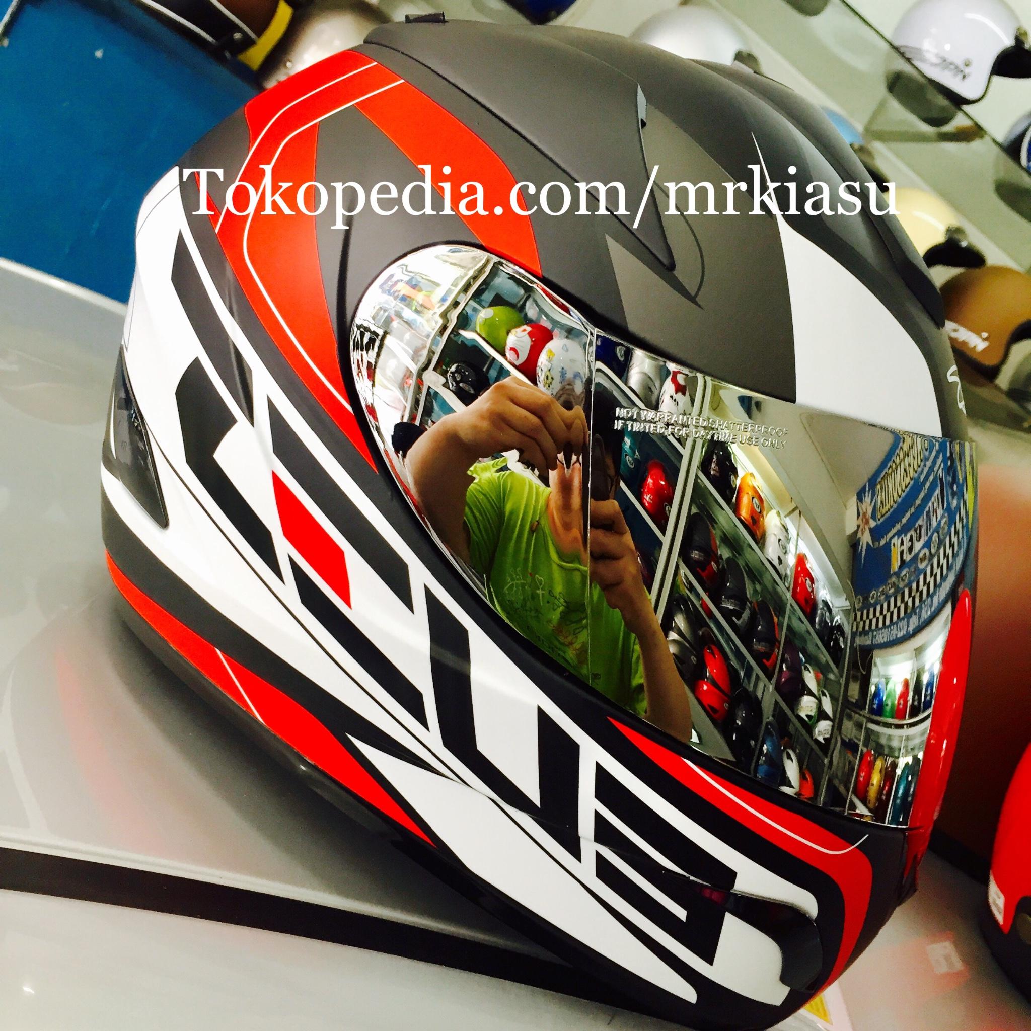 Zeus Helm Fullface 806 Hitam Doff Daftar Harga Terlengkap Zs811 Black Al12 Red Review Z Import Udah Double Visor