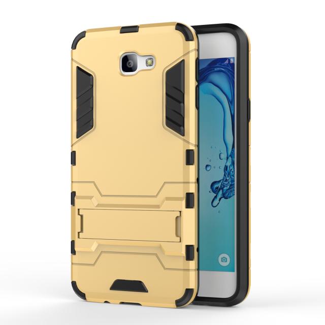 Samsung Galaxy J5 Prime Anti Knock Slim Hybrid Rugged Armor Case