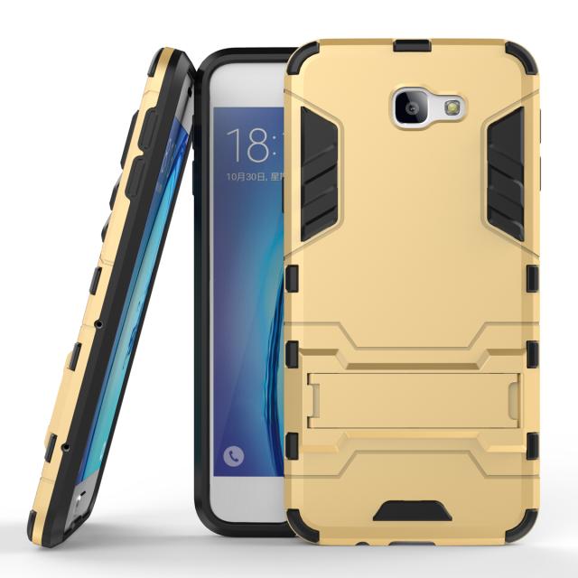Samsung Galaxy ON7 - J7 Prime Anti Knock Slim Hybrid Rugged Armor Case