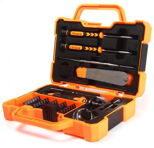 Jakemy 45 In 1 Precision Screwdriver Repair Tool Box Kit - JM-8139