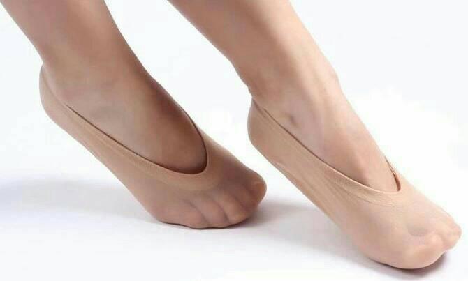 Kaos Kaki Invisible Socks