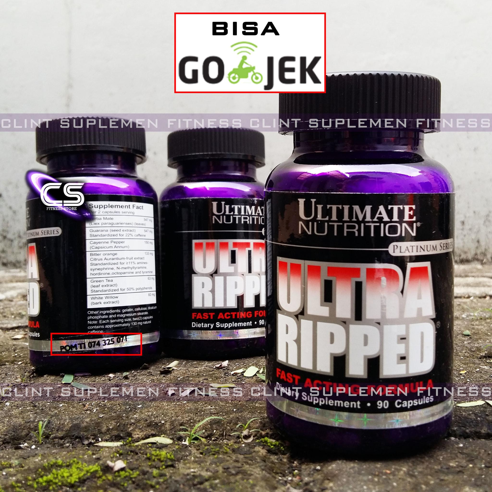 Ultimate Nutrition Ultra Ripped Fast Acting Formula 90caps Daftar Faf 90 Caps Capsul 180 Capsules Source Un
