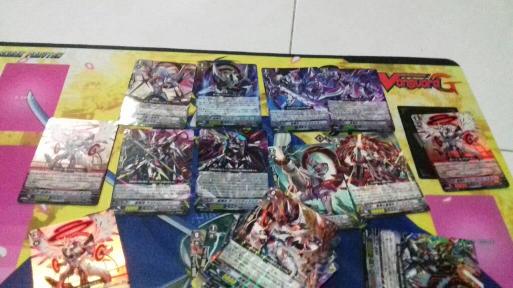 Cardfight vanguard link joker deck