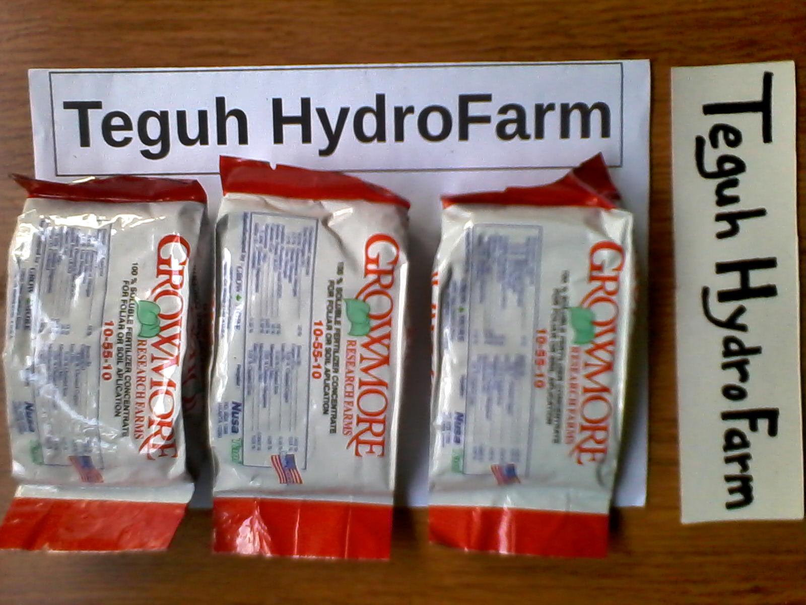 Pupuk Npk Growmore 10 55 Botol 454 Gram Nutrisi Bunga Dan Buah 6 30 454gram Jual 100
