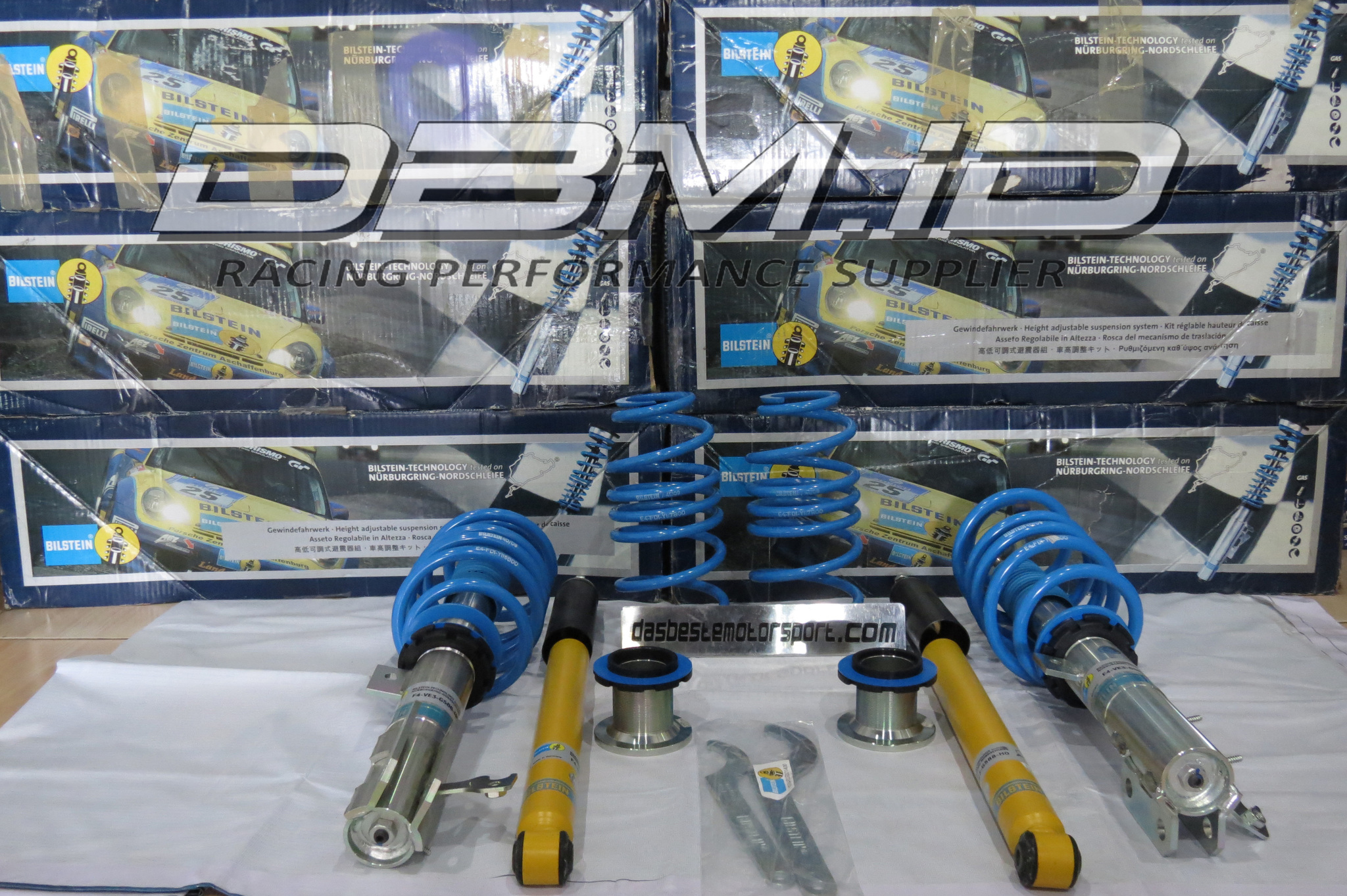 Coilover Bilstein B14 Honda Jazz GE8 GK5 Brio Mobilio Freed City 08-16