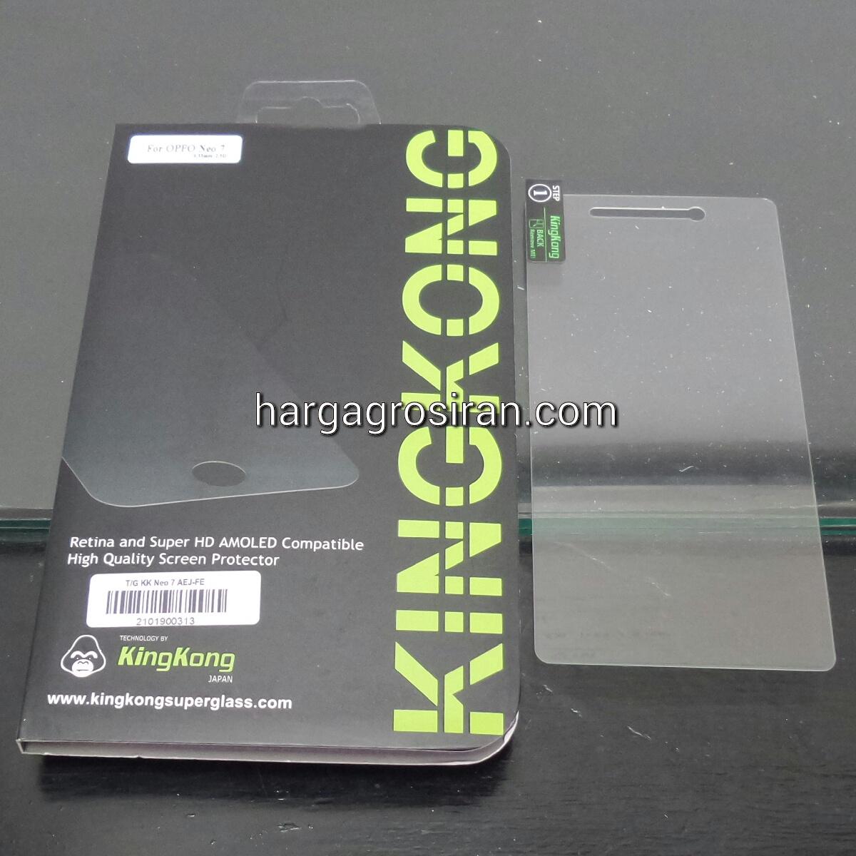 Tempered Glass Kaca For Oppo Neo 7 Daftar Update Harga Terbaru Temperred Jual Kingkong Anti Gores Sceen Protector Distributor Aksesoris Hp Tokopedia