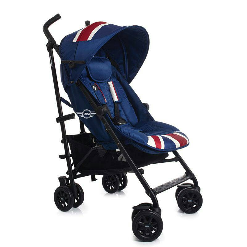 Kereta Easywalker Mini Buggy Union Jack Murah