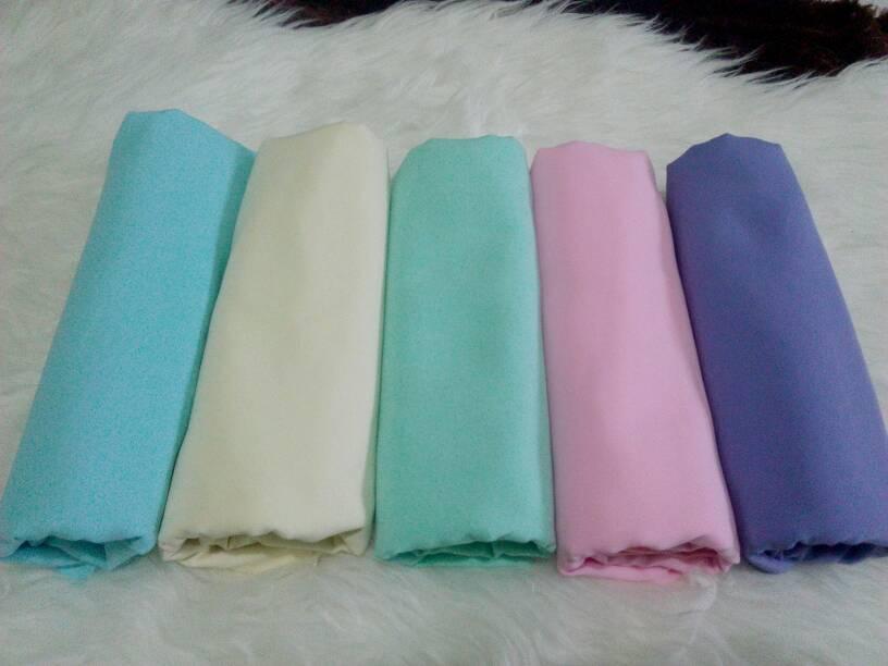 Hasil gambar untuk jilbab warna soft