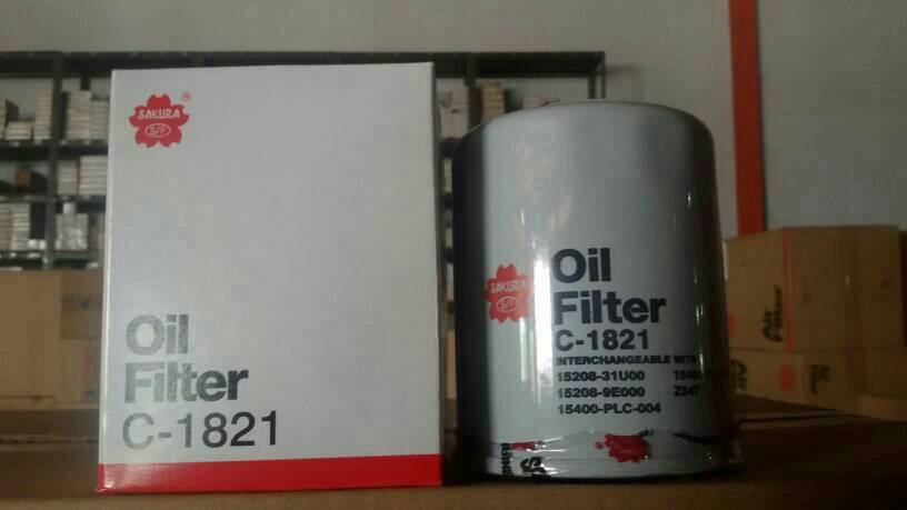 filter oli / honda jazz