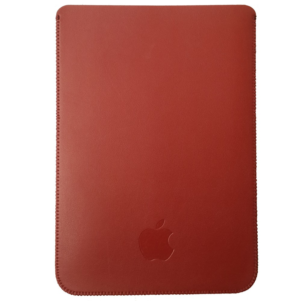 Primary Original For iPad Air Leather Pouch - Merah