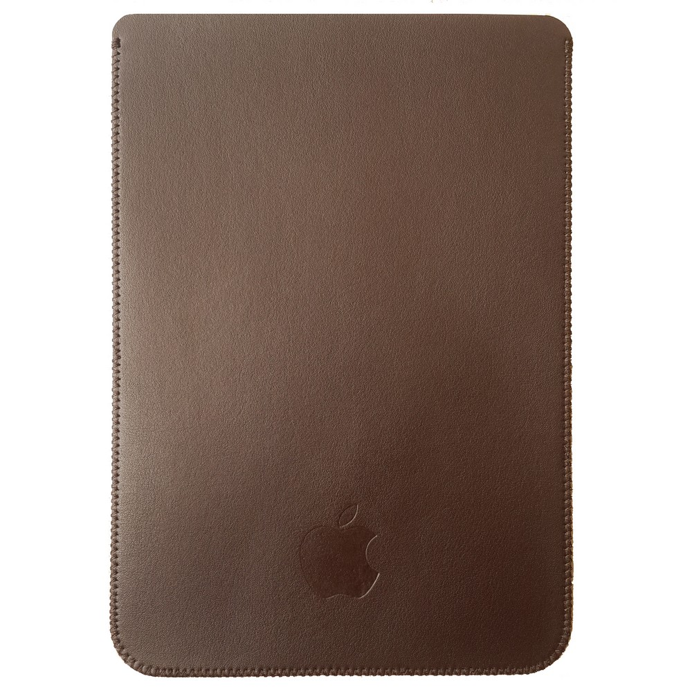 Primary Original For iPad Air Leather Pouch - Cokelat