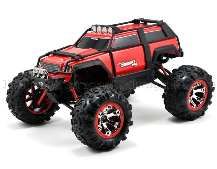 RC Car Traxxas 1/16 Summit VXL Brushless Monster Truck 4WD RTR