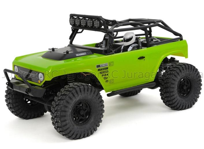 RC Car Axial Racing SCX10 Deadbolt Rock Crawler 4WD RTR
