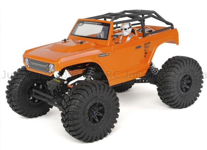 RC Car Axial Racing AX10 Deadbolt Rock Crawler 4WD RTR