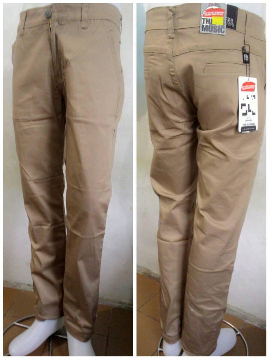 Tempat Jual Lois Jeans Original Celana Panjang Chino Pria Cfsk001b Cokelat Tua 28 Cino Daftar Update Harga Terbaru Dan