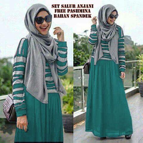 CGO_set anjani  tosca / setelan hijab