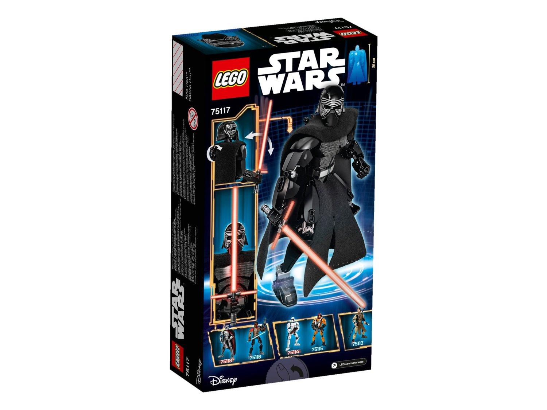 LEGO # 75117 STARWARS  Kylo Ren