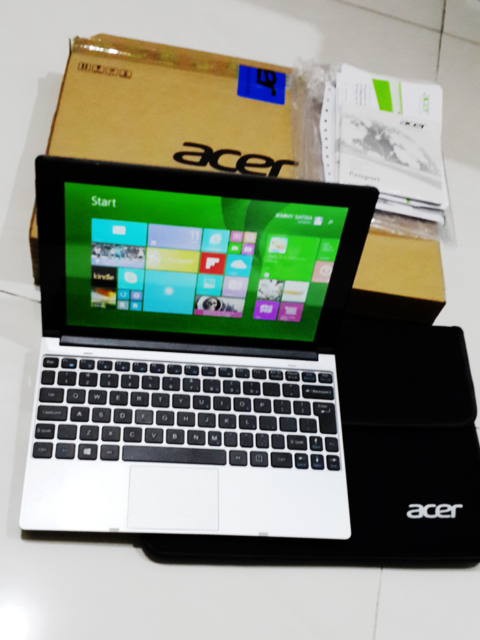 Jual NOTE BOOK ACER ONE 10 SECOND MULUS GARANSI