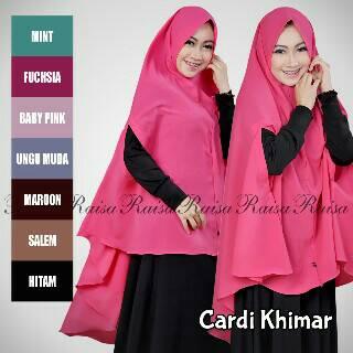 Hijab Online | CARDY KHIMAR | Alabastarinshop | Grosir jilbab