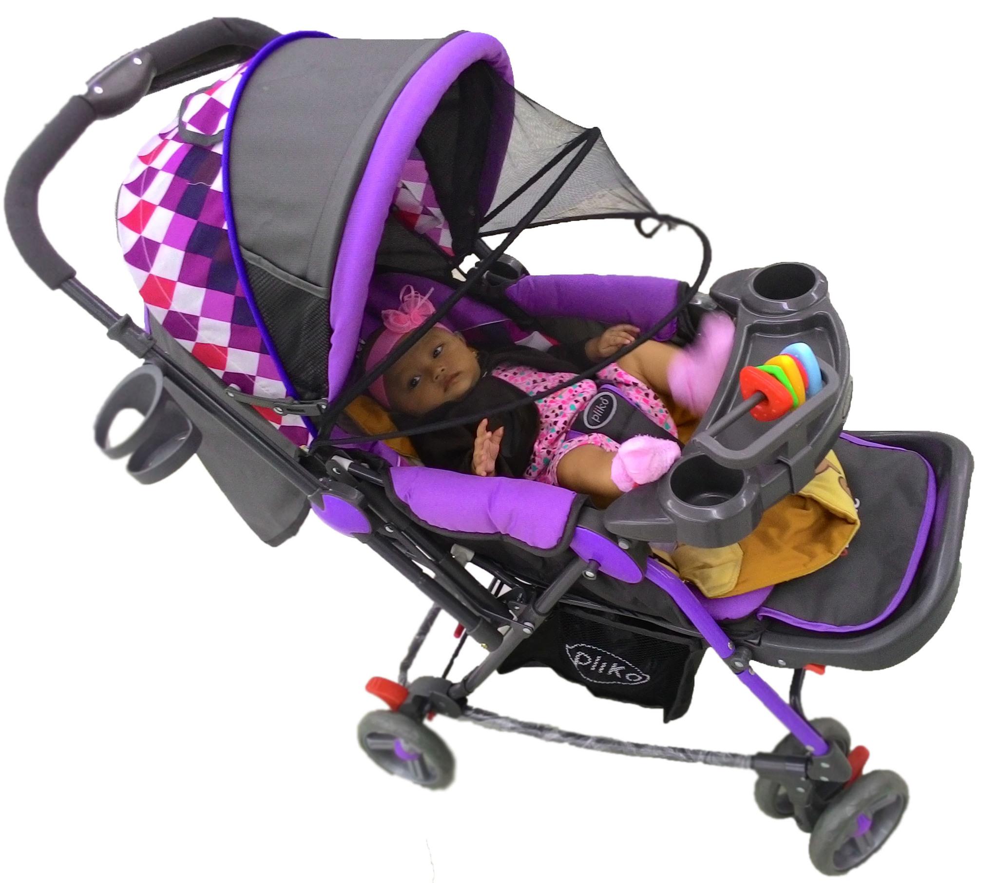 Baby Stroller Kereta dorong bayi Pliko 268 Grande bekasi