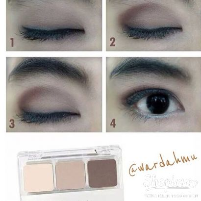 Jual Wardah Eyeshadow - xingwei_shop | Tokopedia