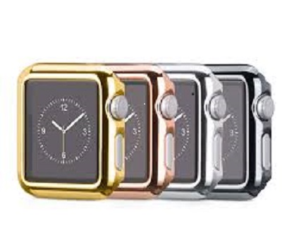 Apple watch case Hoco defender series Tarnish, Silver, Gold, Rose gold