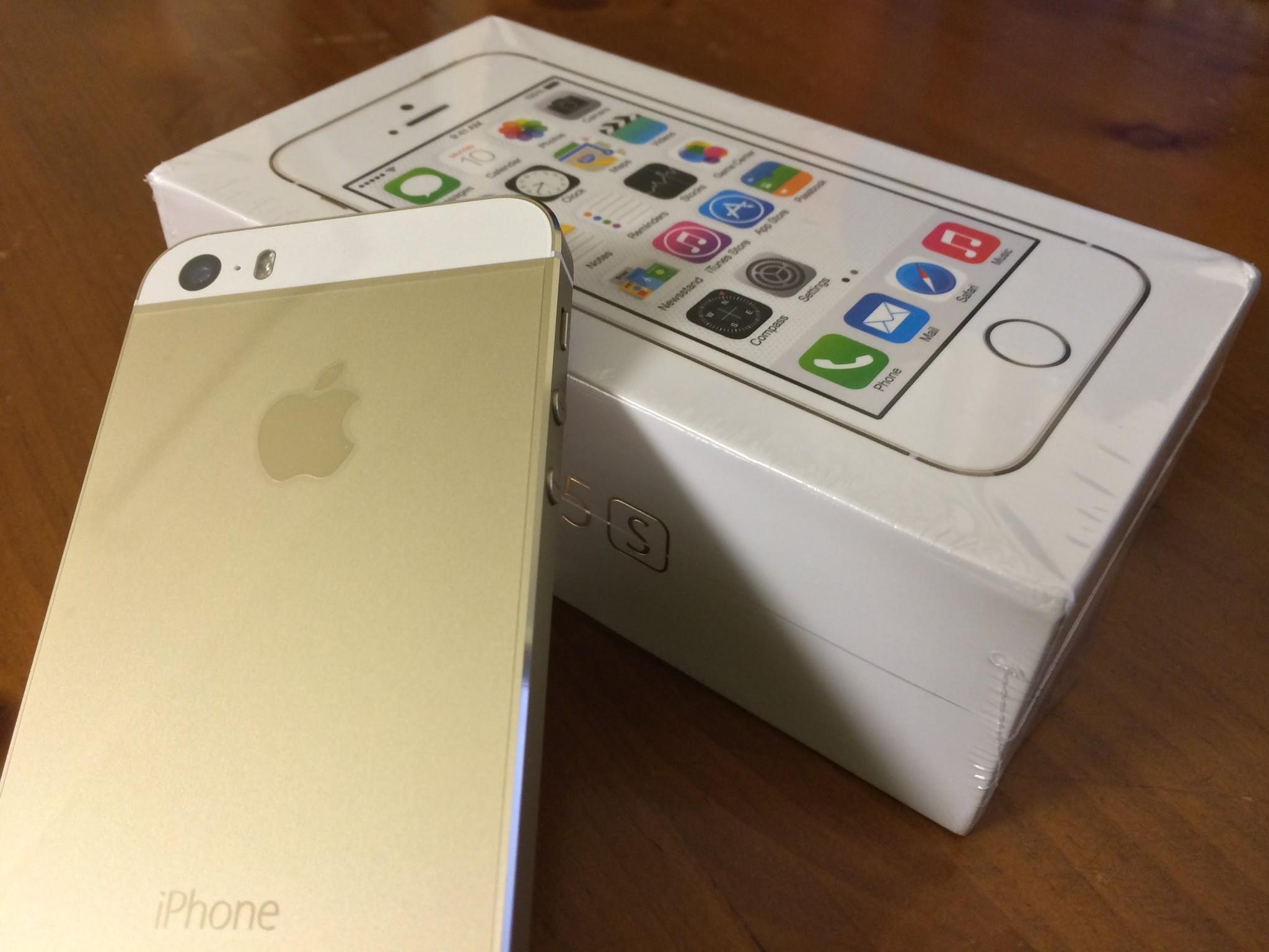 Jual IPHONE 5S 32 GB GOLD GARANSI PLATINUM 1 TAHUN Gudang HP dan Smartphone