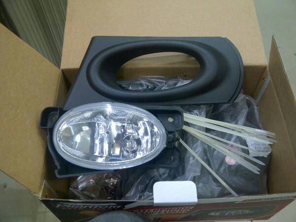 fog lamp jazz RS 2012