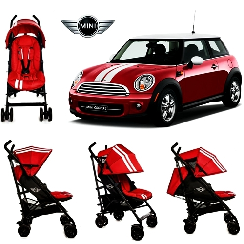 Easywalker Mini Buggy Blazing Red Murah