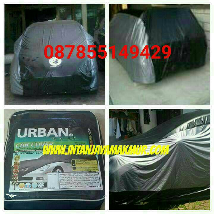 BODY COVER URBAN ALL NEW JAZZ / SELIMUT MOBIL ALL NEW JAZZ MURAH